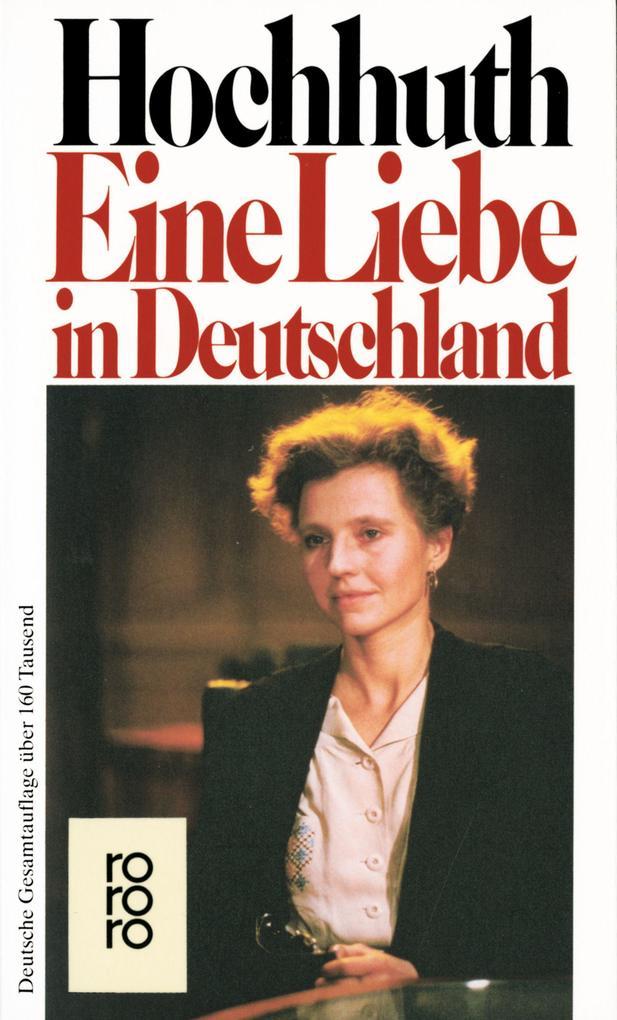Eine Liebe in Deutschland als Taschenbuch