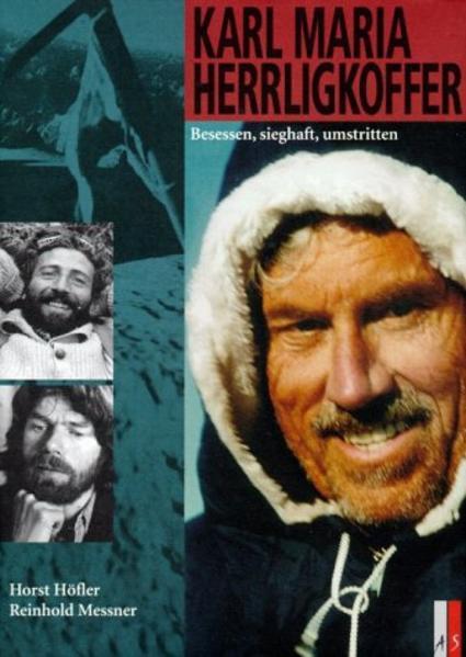 Karl Maria Herrligkoffer als Buch