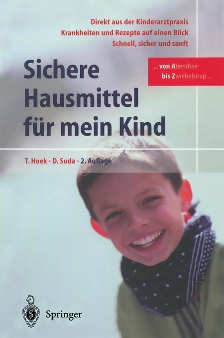 Sichere Hausmittel für mein Kind als Buch