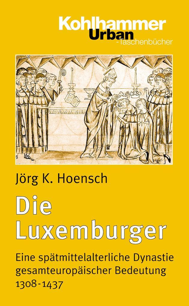 Die Luxemburger als Taschenbuch