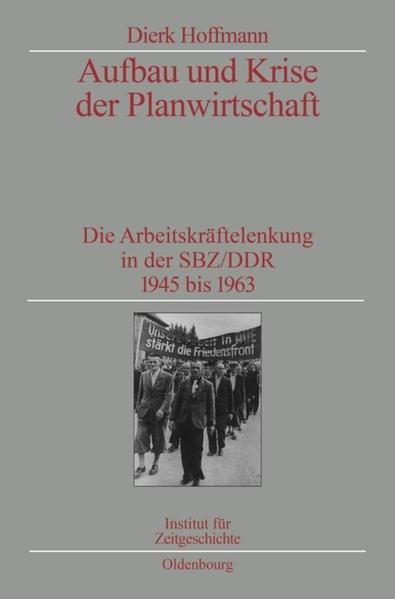 Aufbau und Krise der Planwirtschaft als Buch
