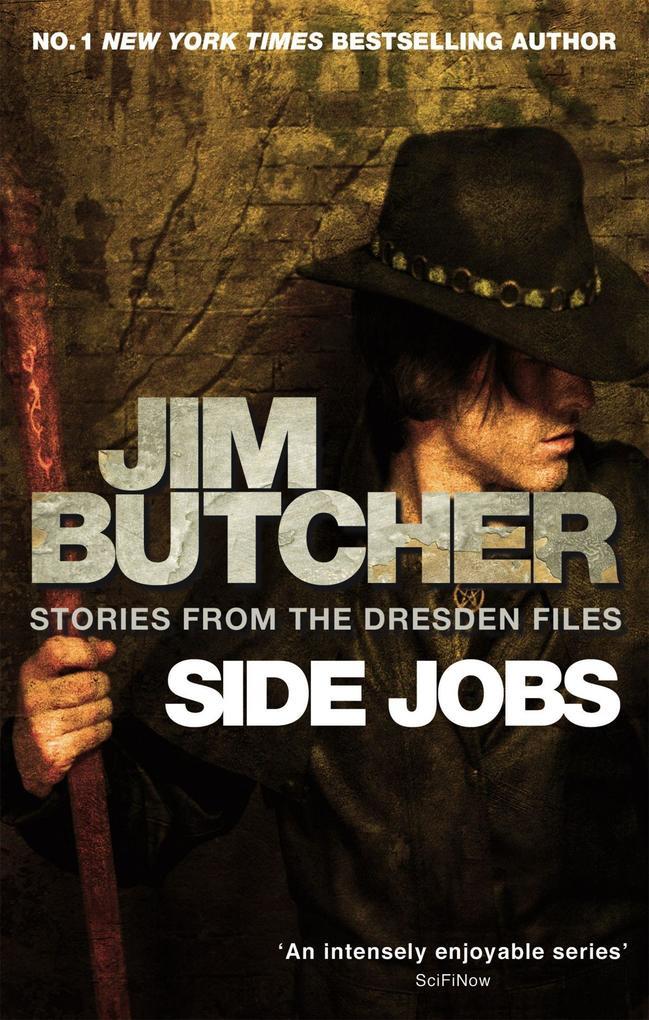 Side Jobs als Taschenbuch von Jim Butcher