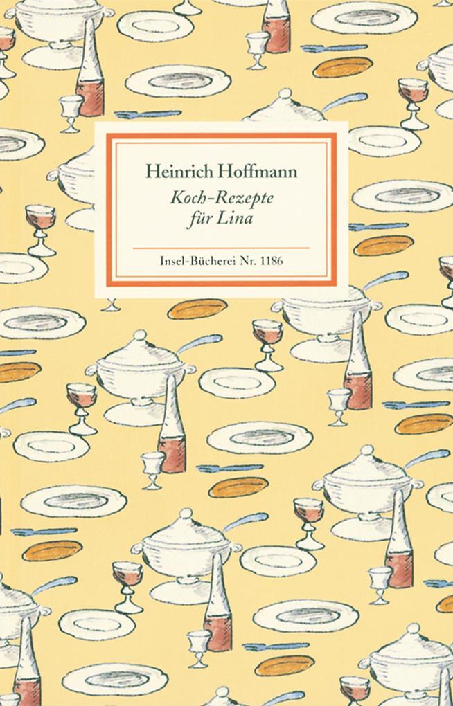 Koch-Rezepte für Lina als Buch
