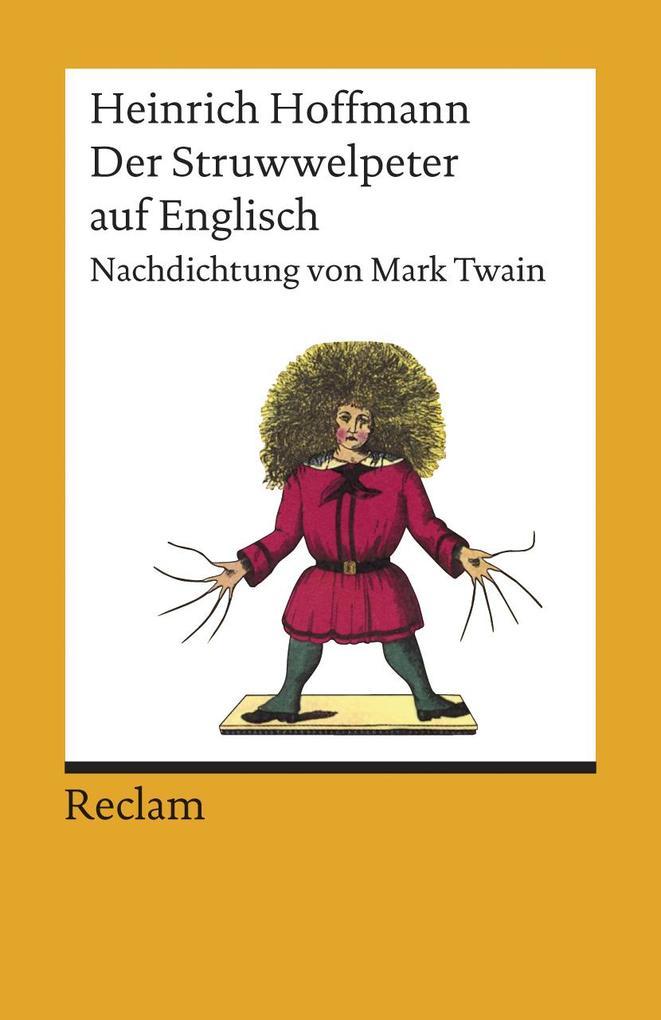 Der Struwwelpeter auf englisch als Taschenbuch