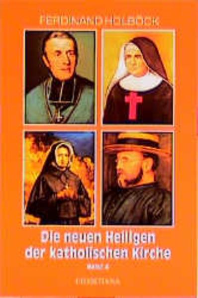Von Papst Johannes Paul II. in den Jahren 1992-1995 kanonisierte Selige und Heilige als Buch