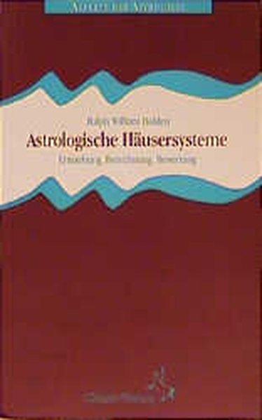 Astrologische Häusersysteme als Buch