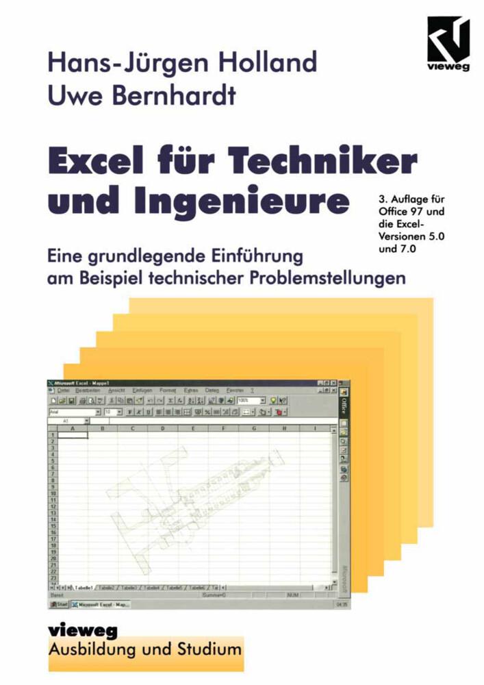 Excel für Techniker und Ingenieure als Buch