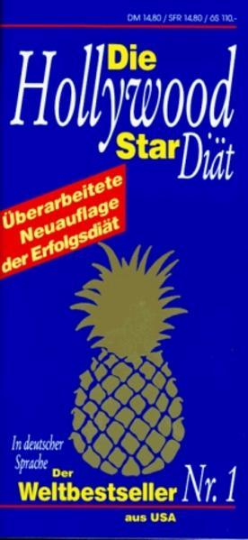 Die Hollywood Star - Diät als Buch