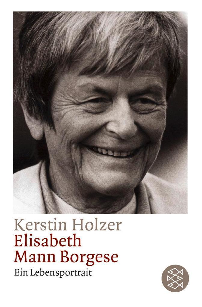 Elisabeth Mann-Borgese als Taschenbuch