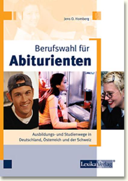 Berufswahl für Abiturienten als Buch
