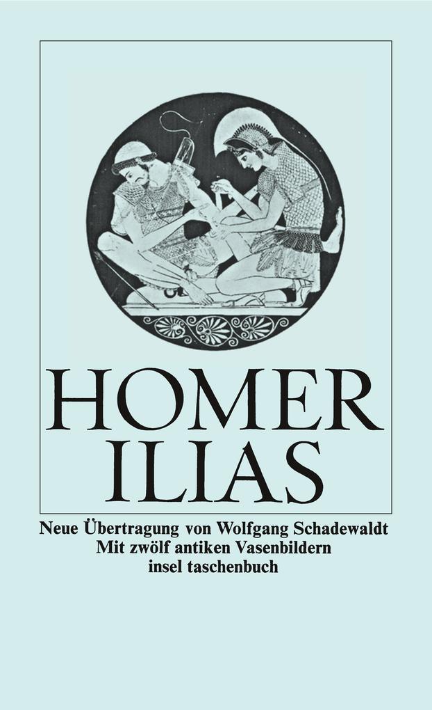 Ilias als Taschenbuch