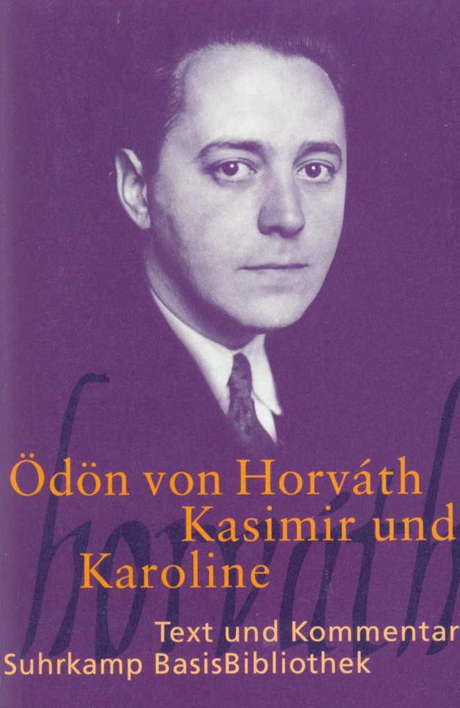 Kasimir und Karoline als Taschenbuch