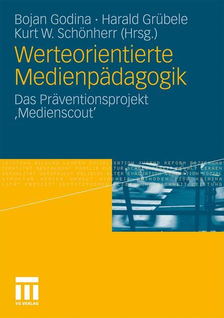 Werteorientierte Medienpädagogik als Buch von
