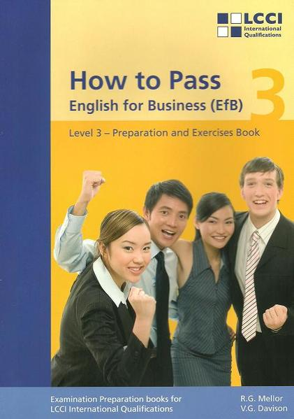 How to Pass. English for Business. Third Level als Buch