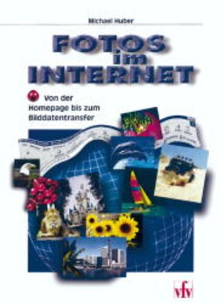 Fotos im Internet als Buch