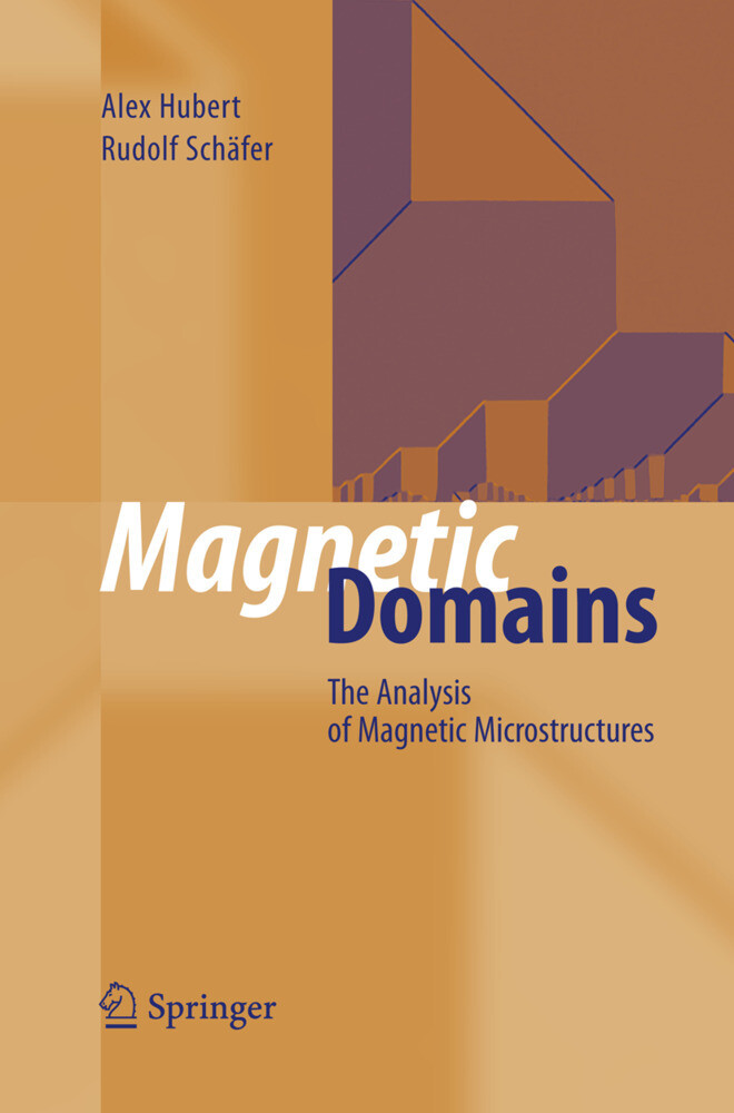 Magnetic Domains als Buch