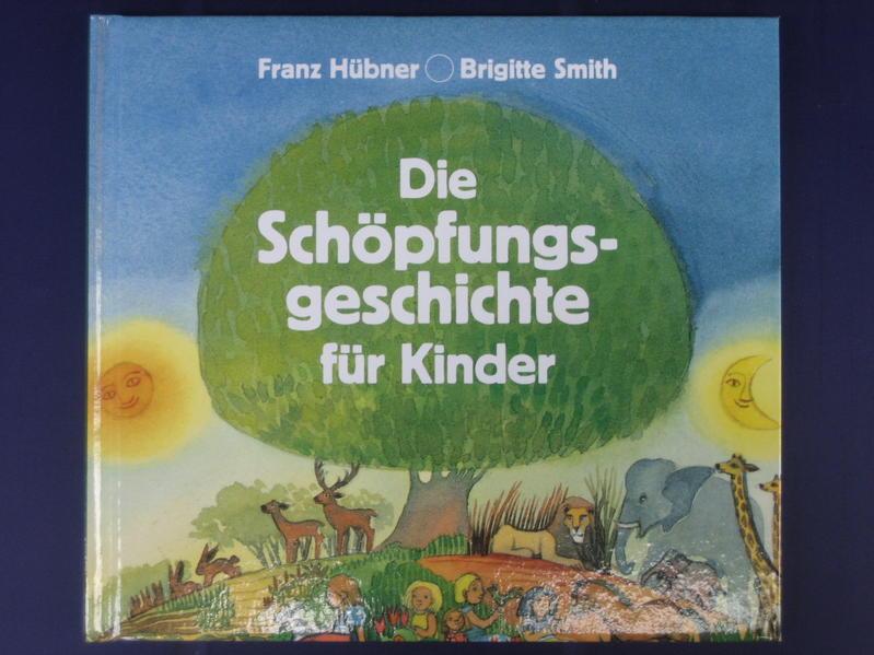 Die Schöpfungsgeschichte für Kinder als Buch