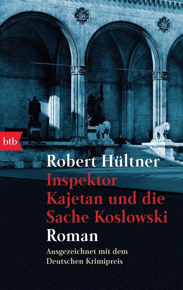 Inspektor Kajetan und die Sache Koslowski als Taschenbuch