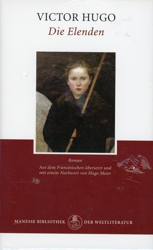 Die Elenden als Buch von Victor Hugo