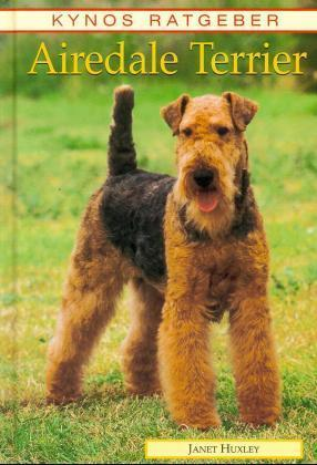 Airedale Terrier als Buch