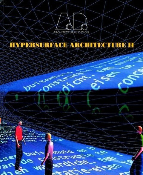 Hypersurface Architecture II als Buch