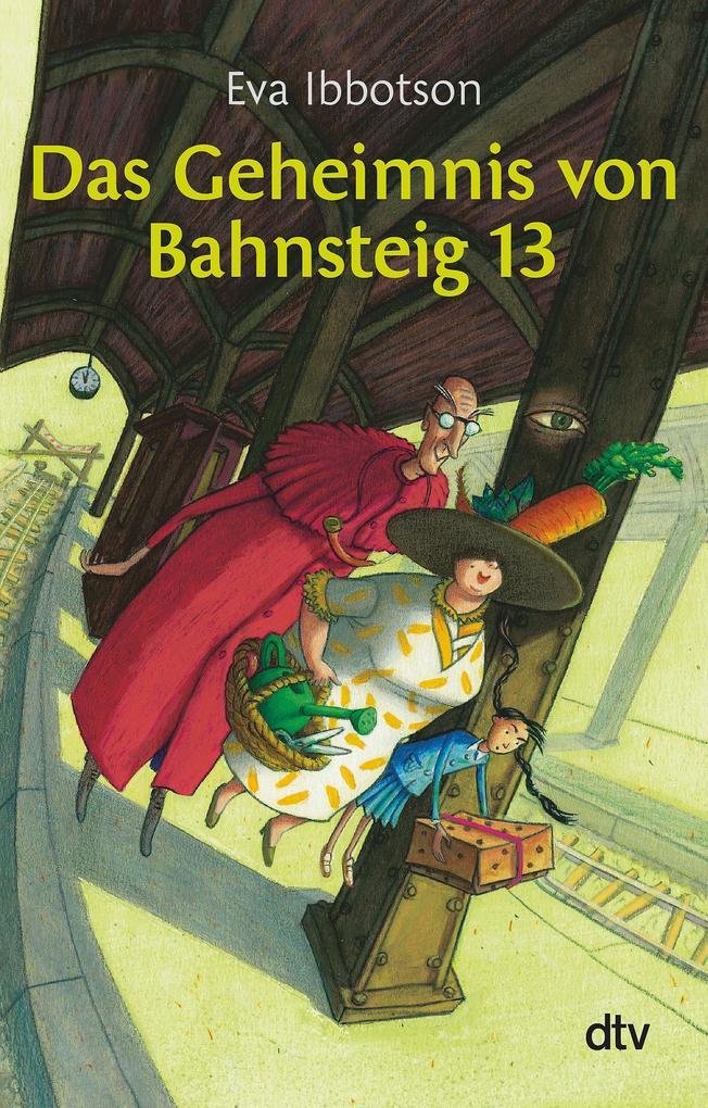 Das Geheimnis von Bahnsteig 13 als Taschenbuch