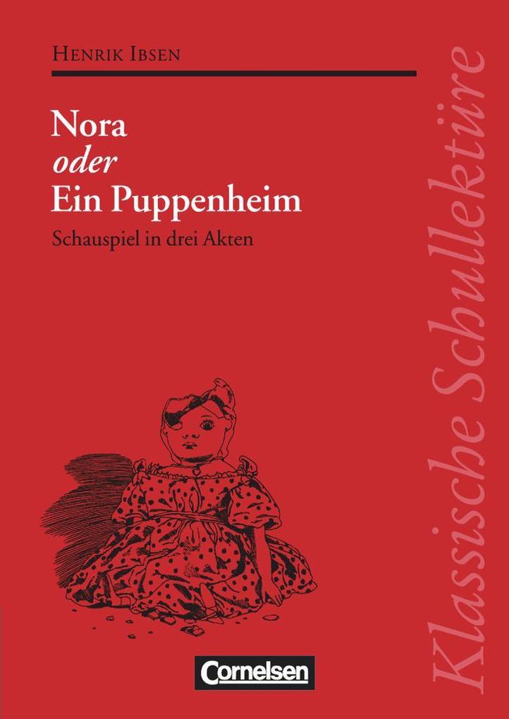 Nora. Mit Materialien als Buch