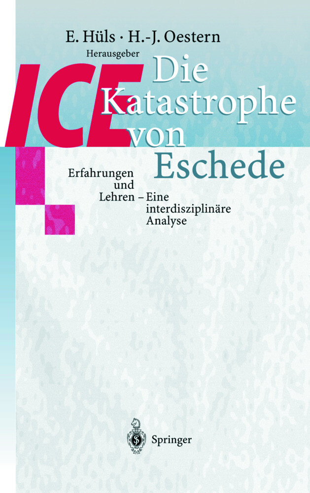 Die ICE-Katastrophe von Eschede als Buch