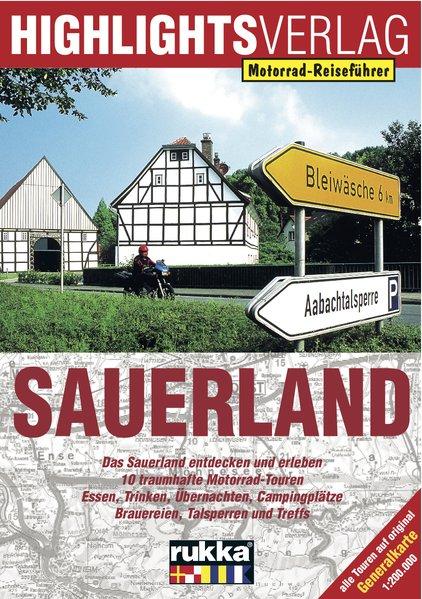 In Deutschland unterwegs: Sauerland als Buch
