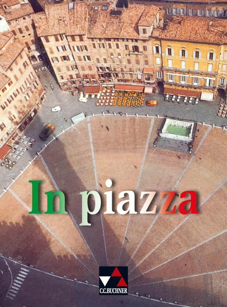In piazza. Schülerbuch als Buch