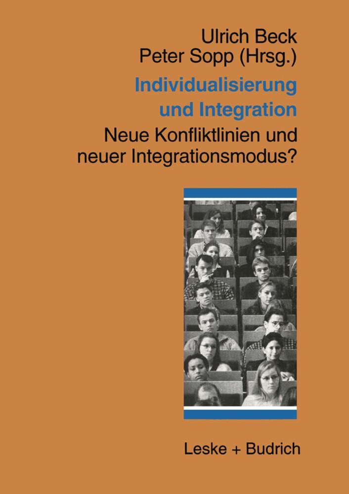 Individualisierung und Integration als Buch