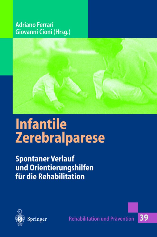 Infantile Zerebralparese als Buch
