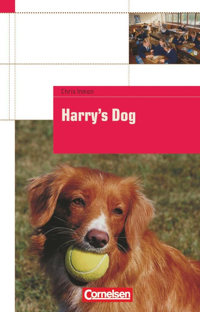 Harry's Dog als Buch