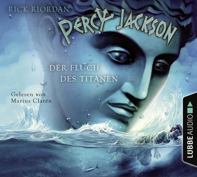 Percy Jackson 03. Der Fluch des Titanen als Hörbuch CD