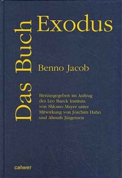 Das Buch Exodus als Buch