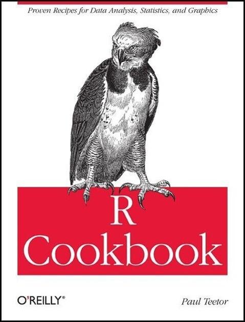 R Cookbook als Buch von Paul Teetor