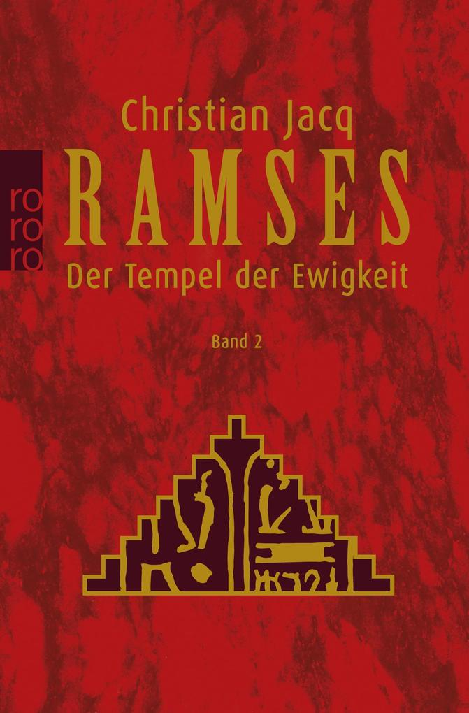 Ramses 2. Der Tempel der Ewigkeit als Taschenbuch