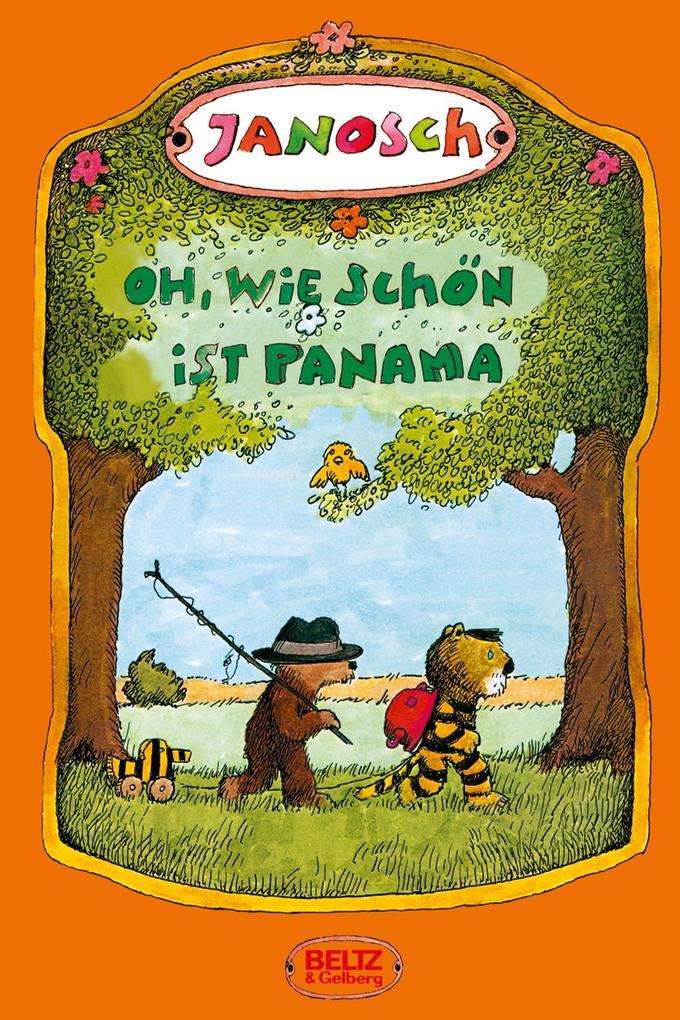 Oh, wie schön ist Panama. Druckschrift. SuperBuch als Buch