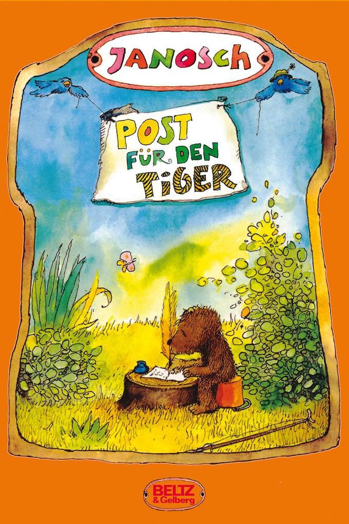 Post für den Tiger. SuperBuch als Buch