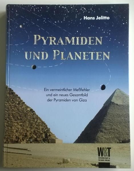 Pyramiden und Planeten als Buch