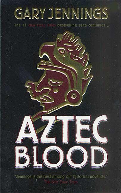 Aztec Blood als Taschenbuch