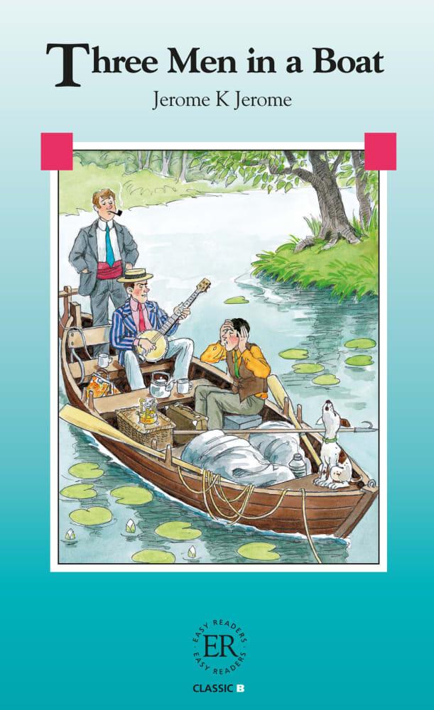 Three Men in a Boat als Buch