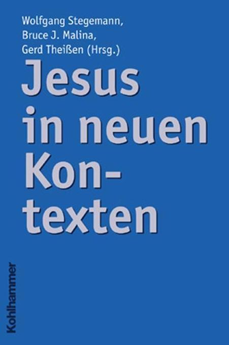 Jesus in neuen Kontexten als Buch
