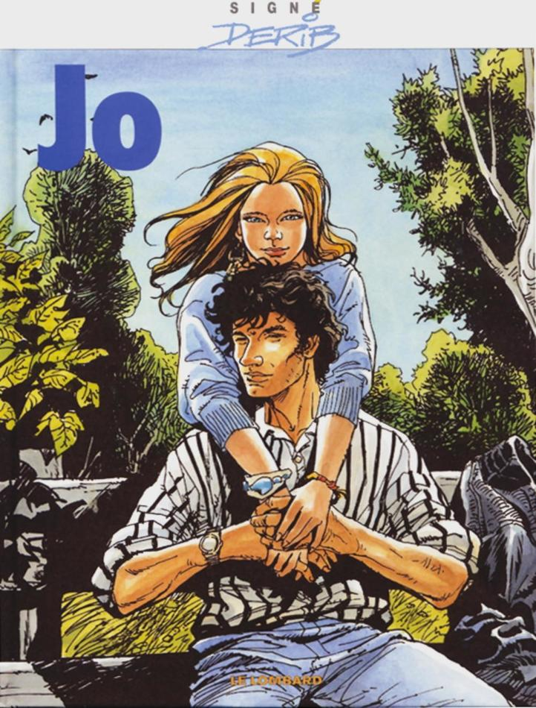 Jo - Bandes dessinees als Buch