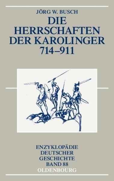 Die Herrschaften der Karolinger 714-911 als Buch