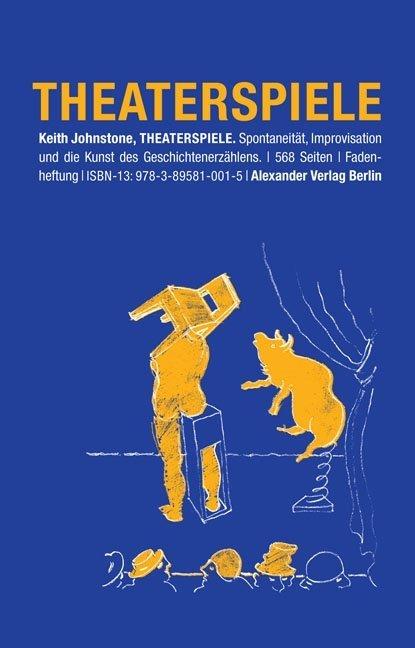 Theaterspiele als Buch