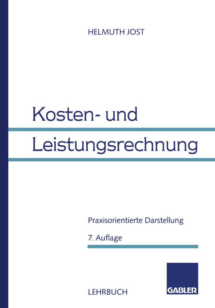 Kosten- und Leistungsrechnung als Buch