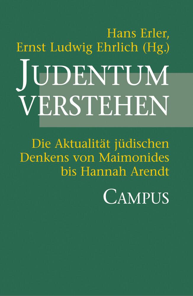Judentum verstehen als Buch