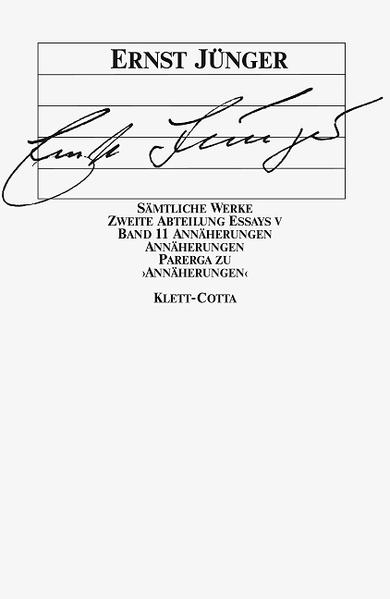 Essays V. Annäherungen als Buch