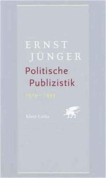 Politische Publizistik als Buch